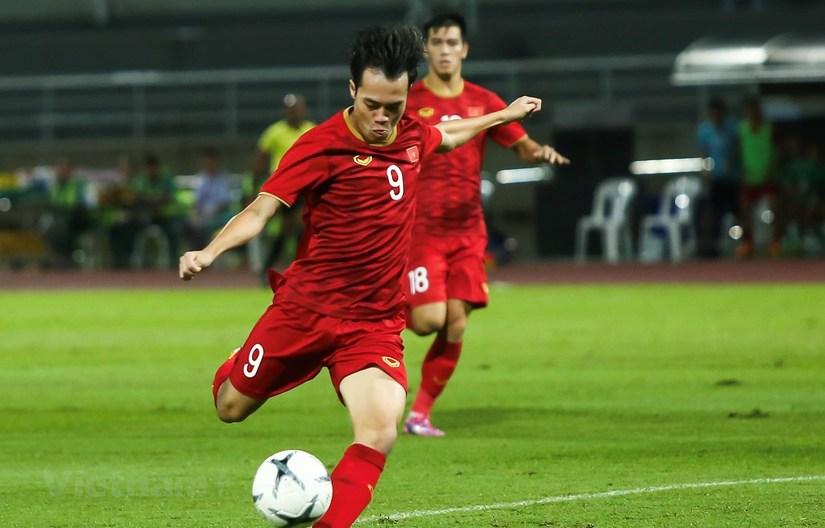AFC tiếc nuối những pha bỏ lỡ của tiền đạo Văn Toàn