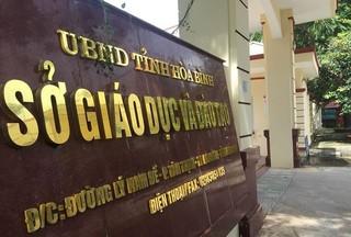 15 đảng viên ở Hòa Bình có con được nâng điểm bị xem xét kỉ luật