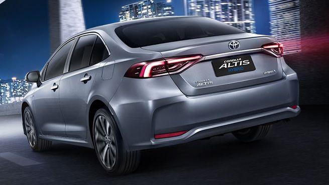 Toyota Corolla Altis 2019 giá từ 630 triệu đồng có gì đặc biệt2