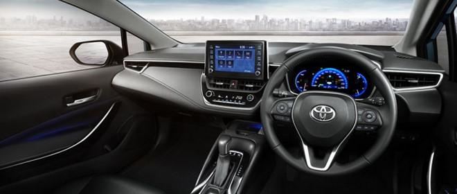 Toyota Corolla Altis 2019 giá từ 630 triệu đồng có gì đặc biệt3
