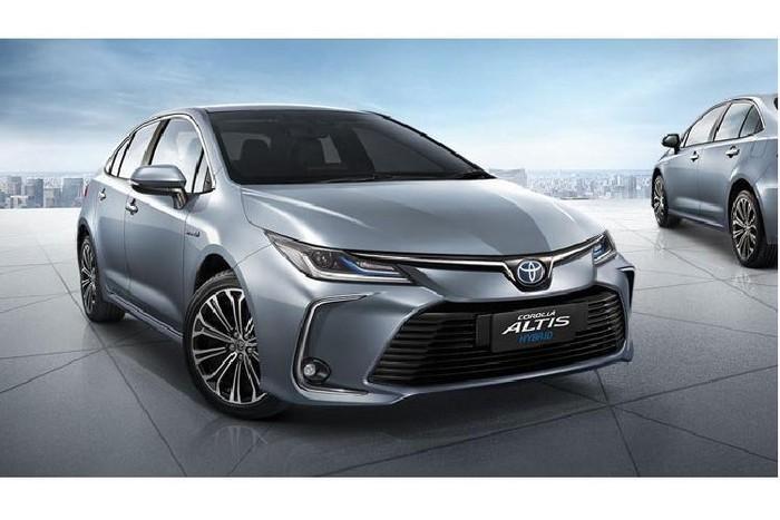 Toyota Corolla Altis 2019 giá từ 630 triệu đồng có gì đặc biệt