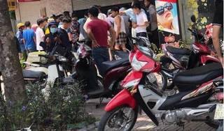 Chi nhánh ngân hàng Vietinbank ở Hà Nội bị cướp