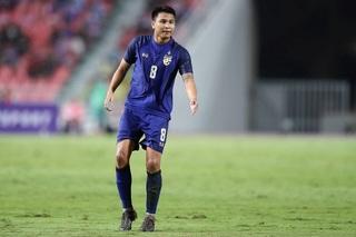 Tuyển thủ Thái tát Văn Hậu, đạp Hải Quế phải rời đội tuyển quốc gia