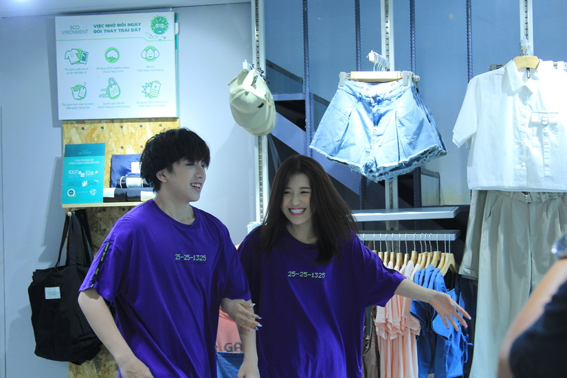 Han Sara-Tùng Maru hẹn hò lãng mạn như phim Hàn sau công khai tình cảm2
