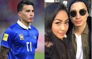 Tristan Đỗ bị bạn gái đánh ghen tơi tả, ầm ĩ trên báo chí Thái Lan