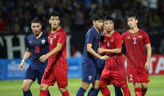 Đội tuyển Việt Nam tụt bậc trên bảng xếp hạng FIFA sau trận hòa Thái Lan