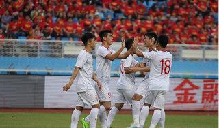 Báo chí Trung Quốc sốc khi đội nhà để thua trắng U22 Việt Nam