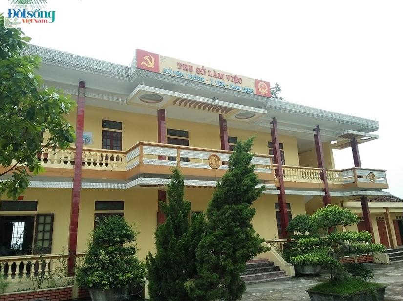 Chủ tịch xã Yên Thắng nhập nhèm bằng cấp vẫn tại vị?