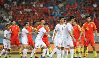 Thua toàn diện trước U22 Việt Nam, cầu thủ Trung Quốc vẫn nói cứng