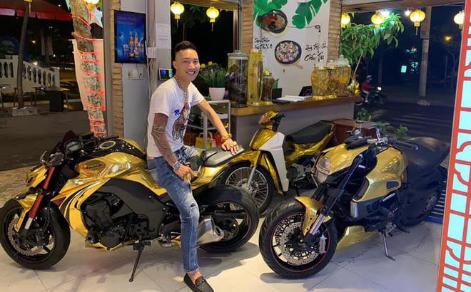Huấn Hoa Hồng - người mới bị bắt đi cai nghiện nổi tiếng MXH2