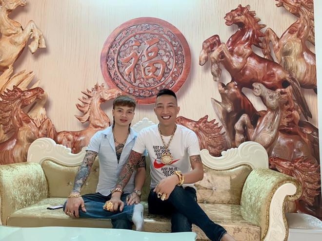 Huấn Hoa Hồng - người mới bị bắt đi cai nghiện nổi tiếng MXH3