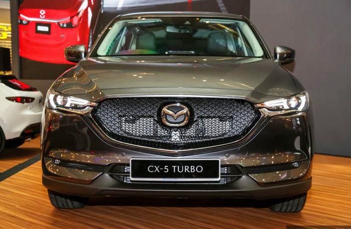 Mazda CX-5 phiên bản động cơ tăng áp mạnh 228 mã lực có gì nổi bật