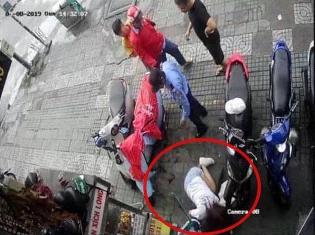 Go Viet xử lý tài xế đánh đấm nữ diễn viên Kim Nhã đến ngất xỉu2