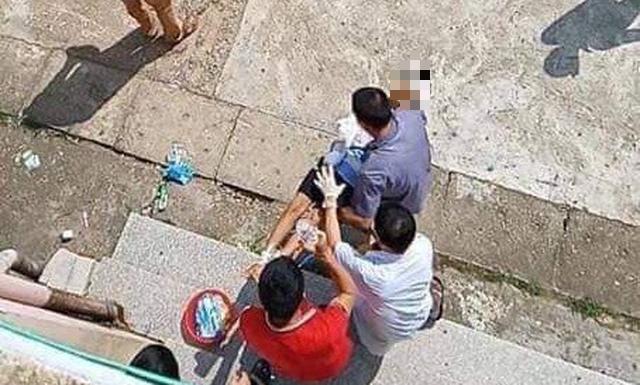 Vụ cháu bị chém lìa tay ở Bắc Giang: Chú từng chém người phụ nữ bán nước mía