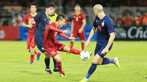 Bóng đá Việt Nam là thế lực của châu Á