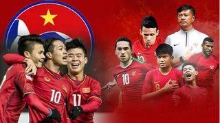 Sốc với giá bản quyền truyền hình trận Indonesia - Việt Nam