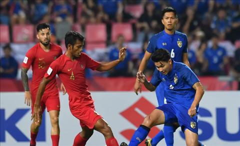 CĐV Thái Lan ngây ngất với chiến thắng đậm của đội nhà trước Indonesia