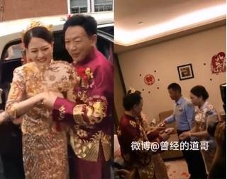 Sốc trước đám cưới của cô dâu 26 và chú rể 62 tuổi, mẹ vợ xấu hổ quay đi