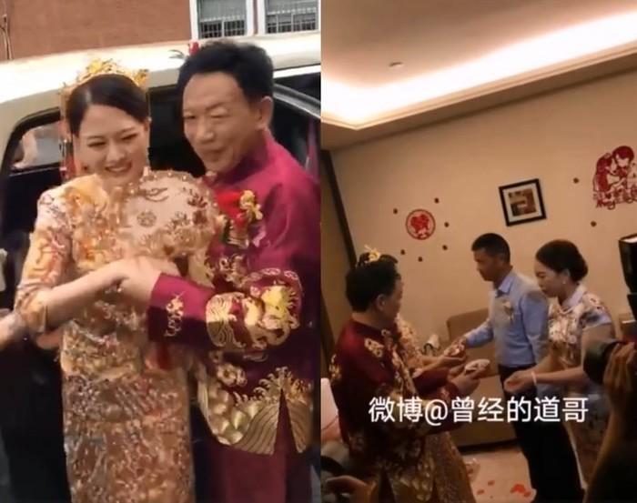 Sốc trước đám cưới của cô dâu 26 và chú rể 62 tuổi