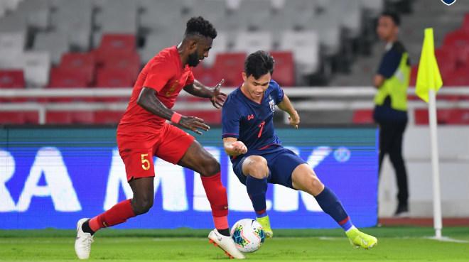 Đè bẹp Indonesia 3-0, Thái Lan sẽ thổi bay Việt Nam ở trận lượt về2