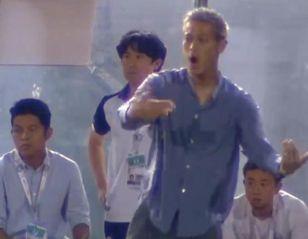 Huyền thoại bóng đá Nhật Bản 'tàn tạ' sau vài tháng làm HLV đội tuyển Campuchia