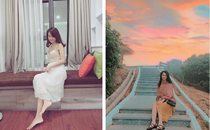 Nhan sắc của hot girl khiến Minh Nhựa bỏ rơi vợ hai