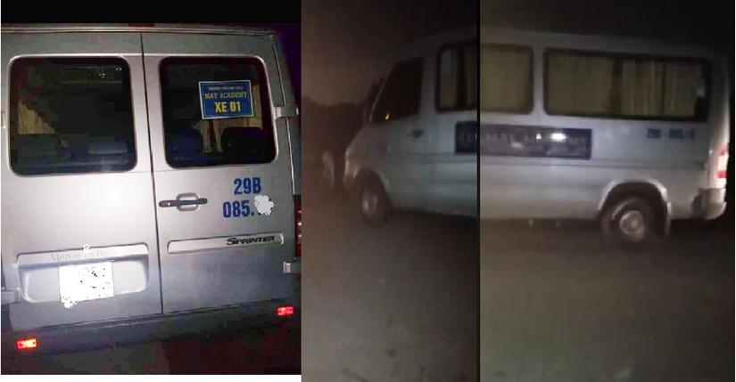 Danh tính tài xế xe Mercedes đưa đón học sinh tử vong trên vô lăng