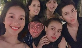 Quản lý Hoàng Thùy Linh nói gì về tin đồn hẹn hò Gil Lê?