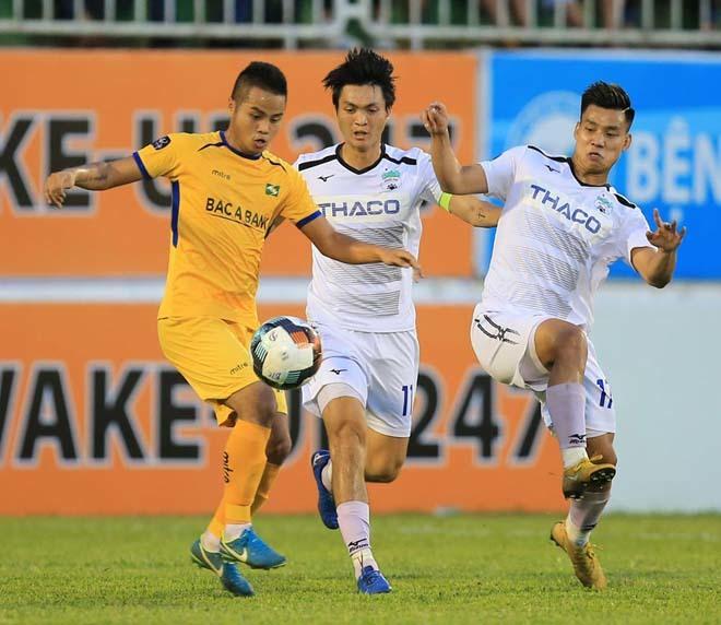 CLB HAGL sẽ không có được đội hình mạnh nhất ở trận làm khách trước Sài Gòn FC