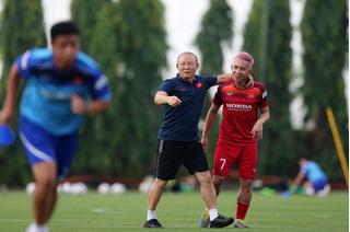 VFF công bố giá vé trận Việt Nam - Malaysia vòng loại World Cup 2022