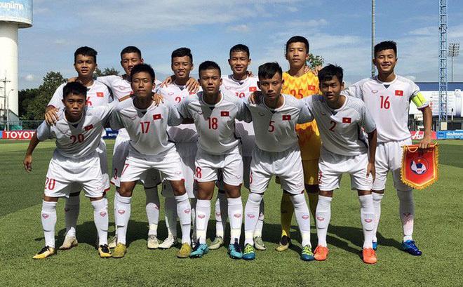 Lãnh đạo VFF đặt kỳ vọng vào U16 Việt Nam tại vòng loại U16 châu Á