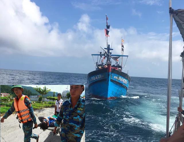 Năm ngư dân ngộ độc khi đi đánh cá, 1 người tử vong