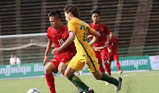 U16 Việt Nam tự tin trước cuộc đối đầu U16 Úc ở giải châu Á