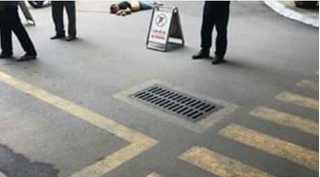 Hải Phòng: Phát hiện người đàn ông tử vong bất thường tại tòa nhà Parkson