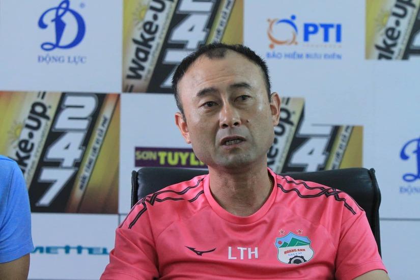 HLV Lee Tae-hoon vẫn tự tin HAGL sẽ trụ hạng thành công ở mùa giải năm nay