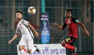 HLV Đông Timor ngợi khen U16 Việt Nam