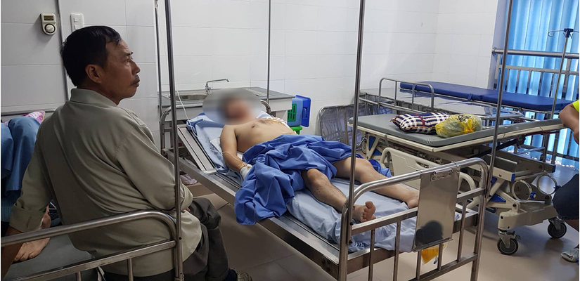 Kẻ truy sát gia đình em gái ở Thái Nguyên bị khởi tố