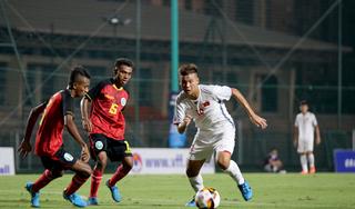 Bảng xếp hạng vòng loại U16 châu Á: Bất ngờ U16 Việt Nam