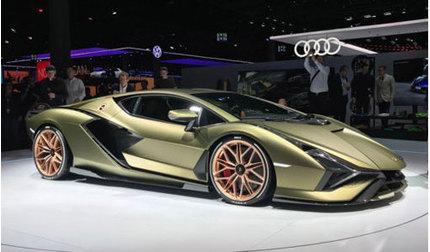 Siêu xe mạnh nhất trong lịch sử Lamborghini, đẹp mê ly và giá cực 'sốc'