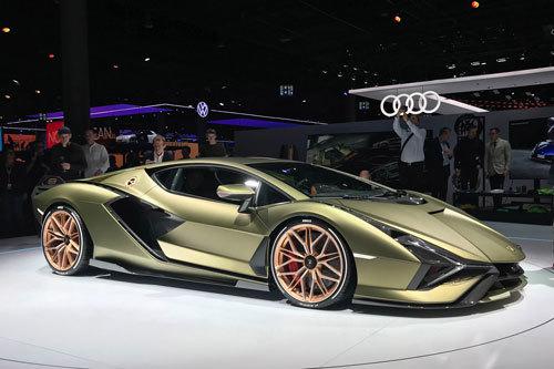 Siêu xe mạnh nhất trong lịch sử Lamborghini, đẹp mê ly và giá 84 tỷ