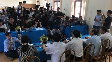 Sáng mai (16/9) xét xử vụ gian lận điểm thi rúng động Sơn La