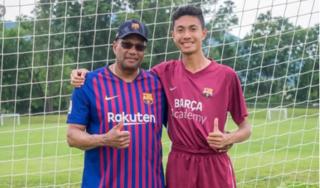 CLB HAGL chê cầu thủ Việt kiều từng được đào tạo ở Barcelona
