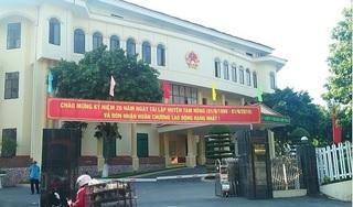 Phú Thọ: Xuất hiện doanh nghiệp 'ruột', thâu tóm nhiều công trình ở Tam Nông