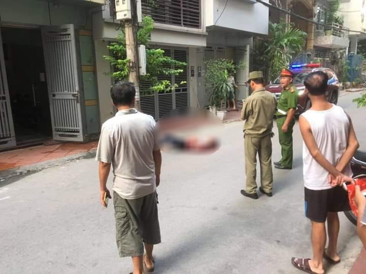 Nam thanh niên đâm tử vong 2 nữ sinh rồi nhẩy lầu tự tử