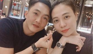 Đăng ảnh bên Cường Đô La, Đàm Thu Trang thú nhận 'hai vợ chồng đua nhau phát tướng'