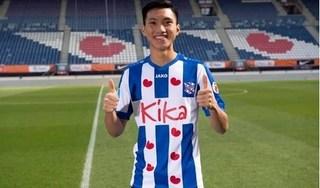 Văn Hậu lên đường sang Hà Lan chính thức khoác áo đội tuyển Heerenveen SC