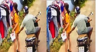 Kẻ có hành vi bệnh hoạn với cô gái đang phơi quần áo bị phạt 200 nghìn đồng