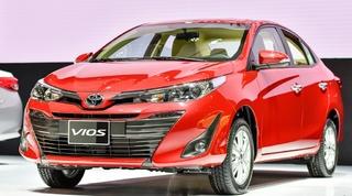 Toyota Vios bán chạy nhất Việt Nam với giá từ 490 triệu đồng có gì đặc biệt?