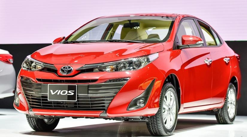 Toyota Vios bán chạy nhất Việt Nam với giá từ 490 triệu đồng có gì 2