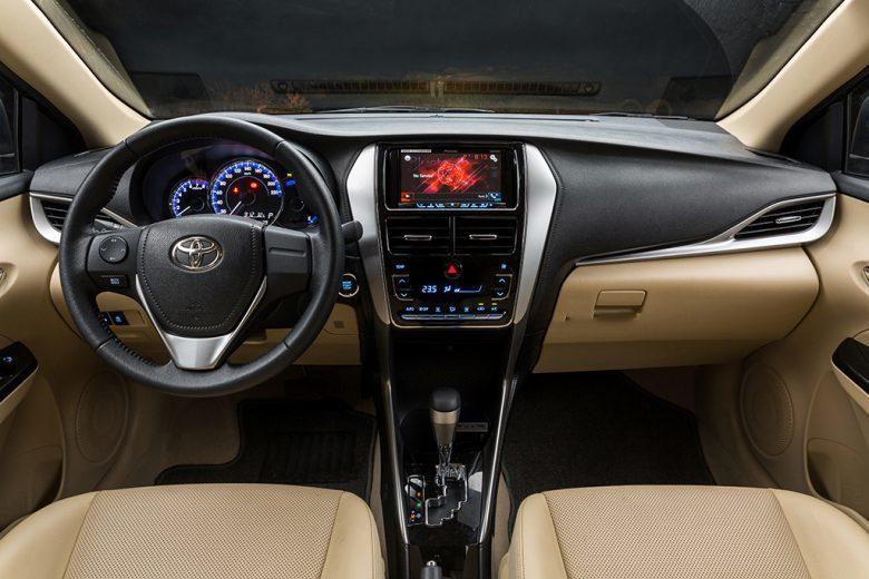 Toyota Vios bán chạy nhất Việt Nam với giá từ 490 triệu đồng có gì